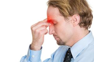 اعراض التهاب الجيوب الانفية